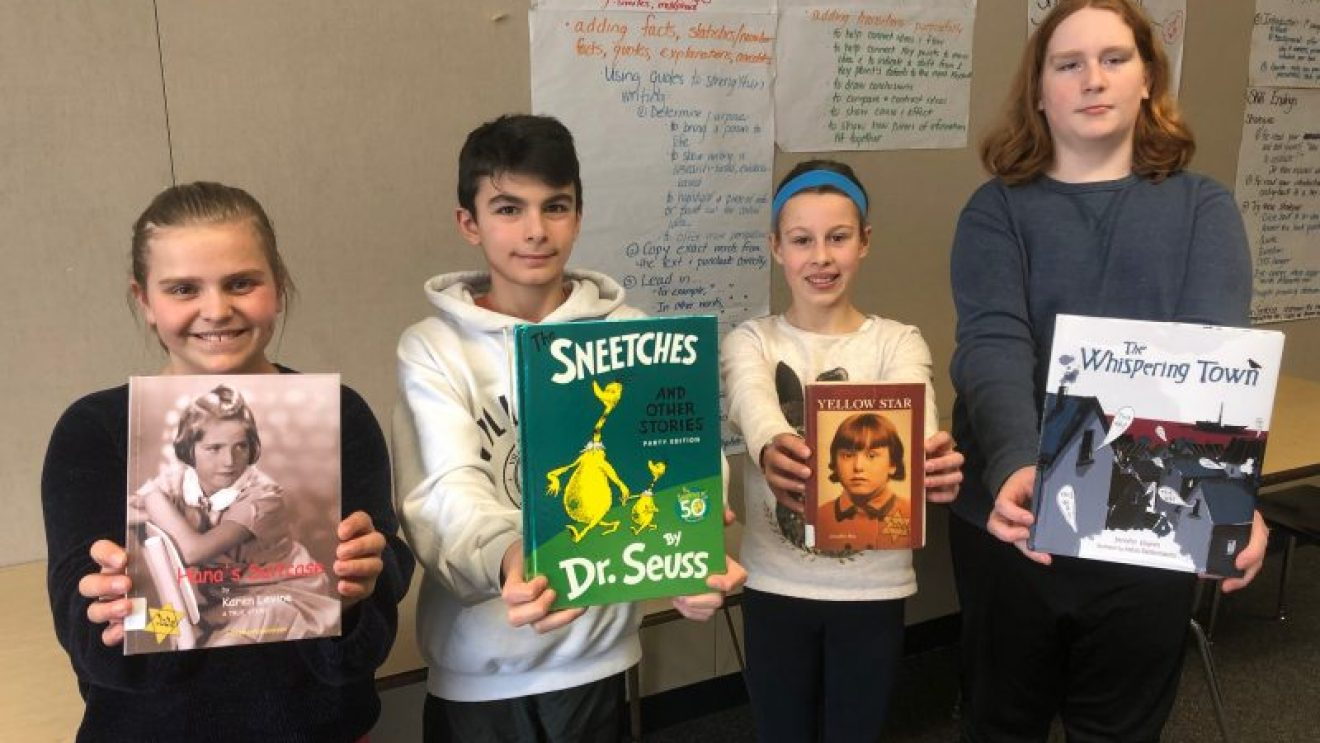 Schools Bring Age-Appropriate Learning to Community's 'Wilton Reads' Holocaust Conversation