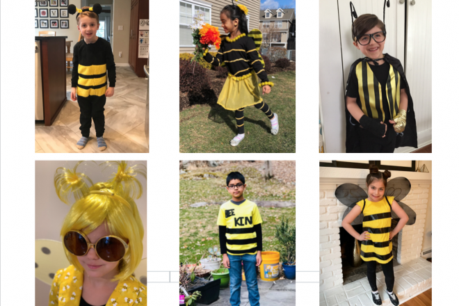 """Buzz of Excitement for """"Bee Kind"""" Day and Photo Contest–WINNERS"""
