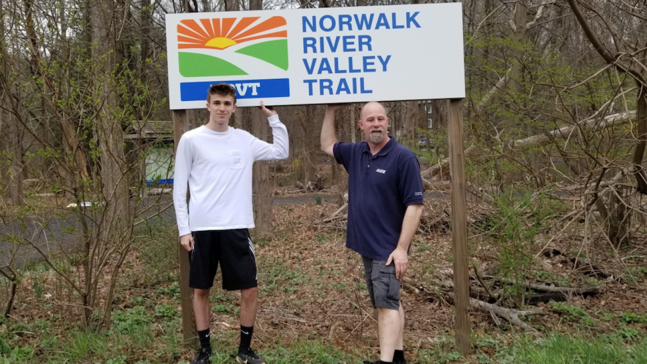 $20,000 of GOOD News for the NRVT (and New Signs)