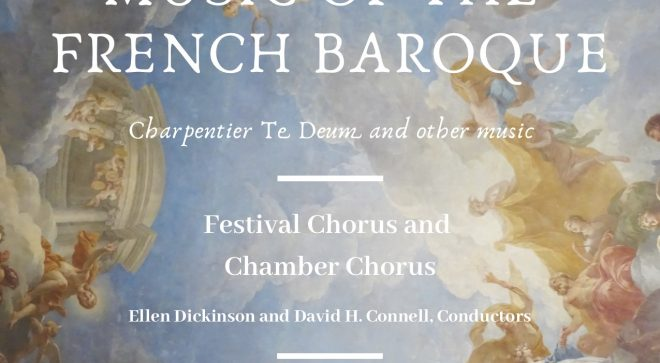 Choral Concert:  Music of the French Baroque