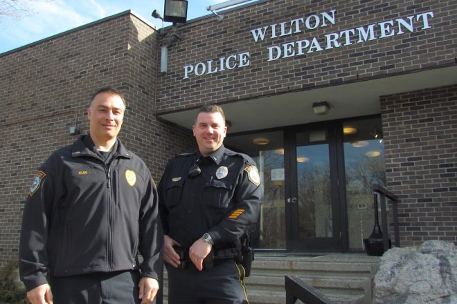 Wilton Police Lieutenants Hartman and Kluk to Conquer Kilimanjaro for Special Olympics