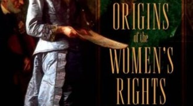 Booked for Lunch:  Seneca Falls and the Origins of the Women's Rights Movement by Sally McMillen