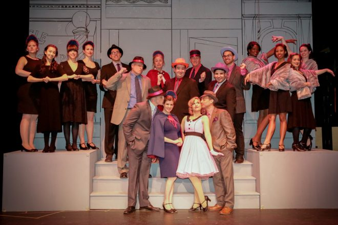 Roll the Dice at The Wilton Playshop with 'Guys and Dolls'