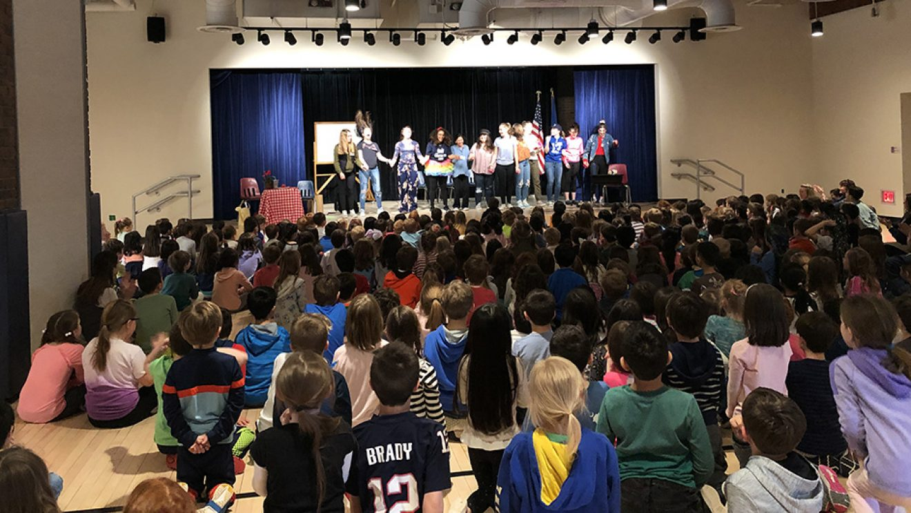 So Much Happening in April for Wilton Schools' Inclusion/Diversity Awareness Month