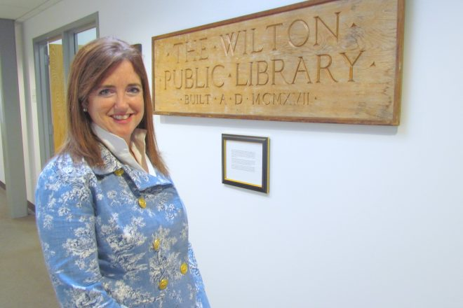 There's a New Lilly in Town Joining Wilton Library as Development Director