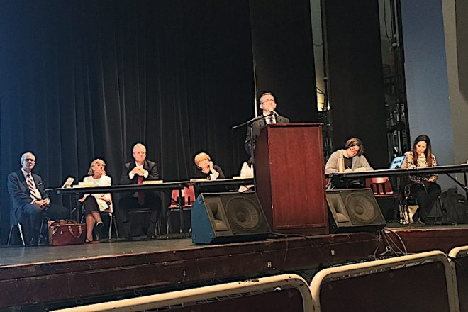 Wilton Holds Annual Town Meeting, Now Looks to Saturday Voting on Budget