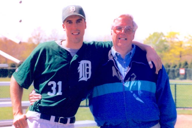 Son, Dad, Player, Coach…How Baseball and Fatherhood are Inextricably Intertwined