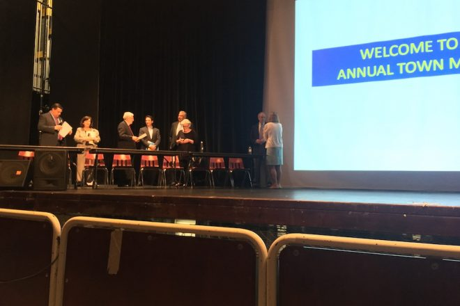LIVE Blog 2019 Annual Town Meeting