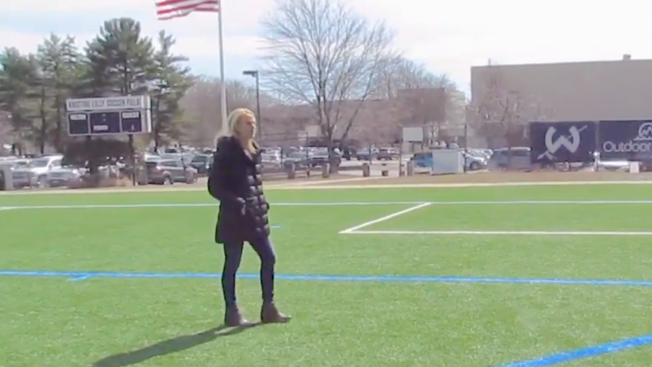 Kristine Lilly Revisits Wilton with GMW, is Grateful for What Town has Given Her [VIDEO]