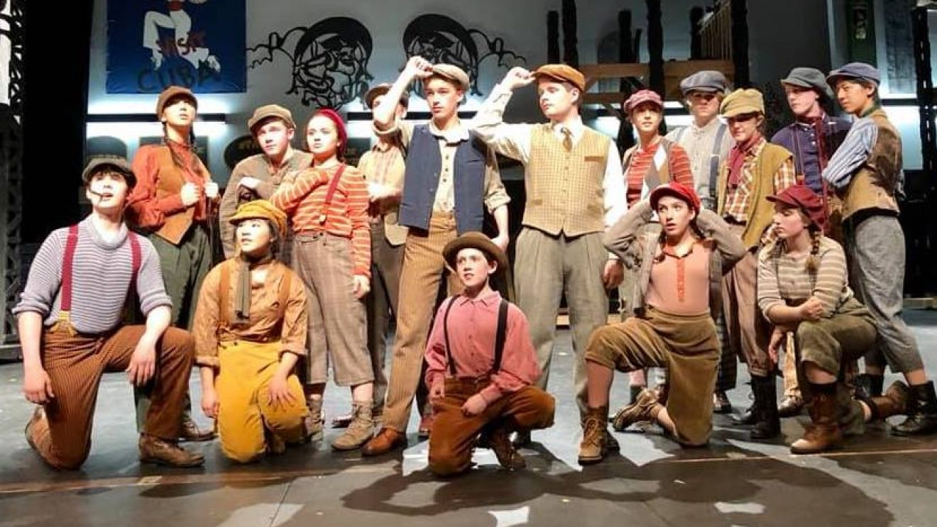 Extra! Extra! Read All About 'Newsies' Taking the Stage at WHS