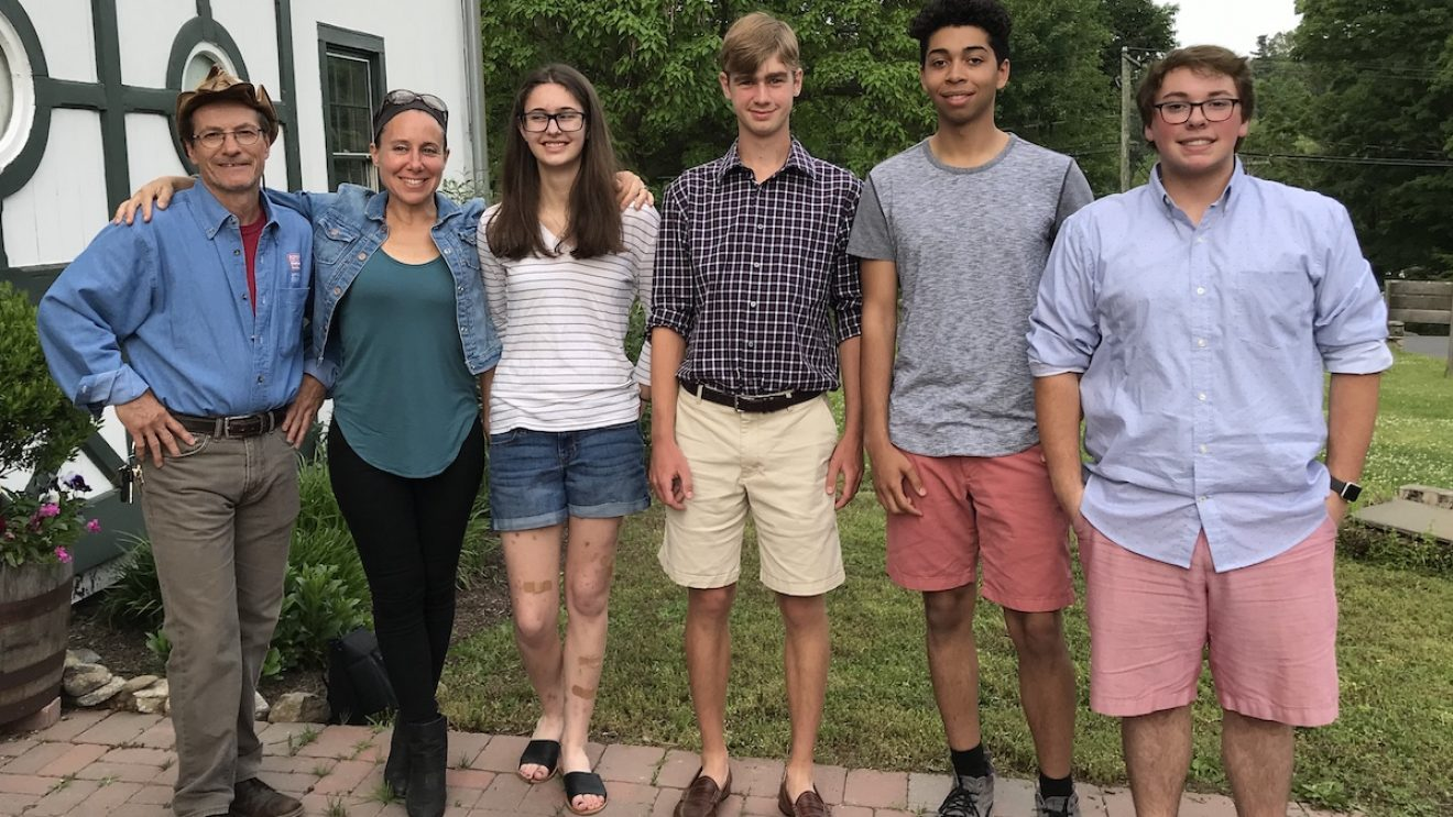 Ambler Farm Awards Four WHS Seniors for Service and Leadership