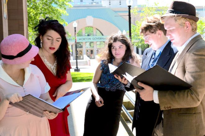 20-Y.O. Wilton Playwright Turns Dream into Reality with Opening of Her First Play