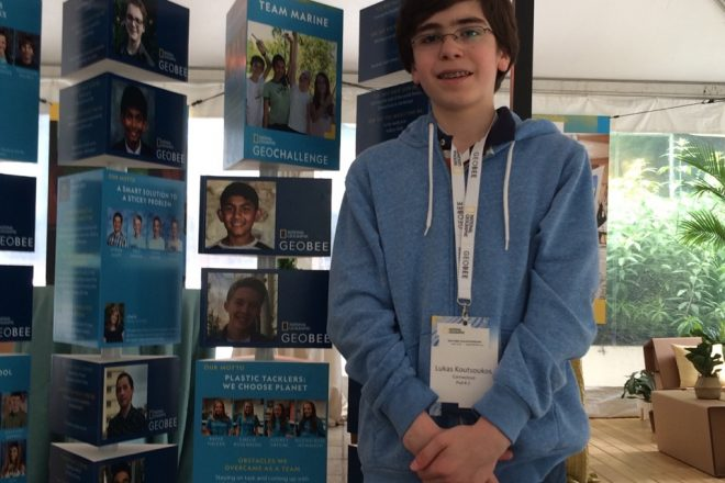 Wilton Wunderkind to Compete in National History Bee–His Third National Competition in 2019