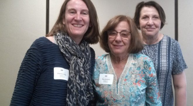 Wilton League of Women Voters Sends Leaders to State Convention