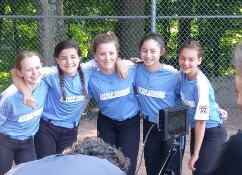 Wilton Softball Players Captured on ESPN Video [PHOTOS]