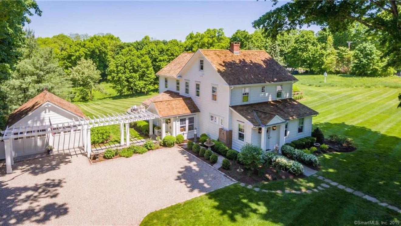 Wilton Real Estate 7/12-18:  10 Property Transfers, Including Four Over $1 Million