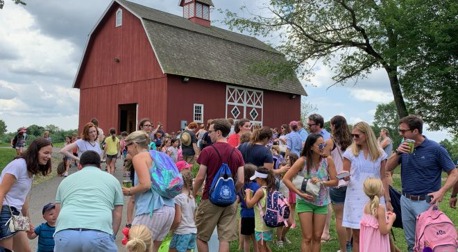 PHOTOS:  Weekly Family Day at Ambler Farm