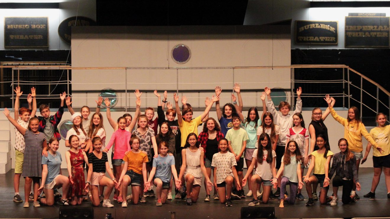 """Set Sail for Wilton Children's Theater Summerstage Production of """"Anything Goes"""""""