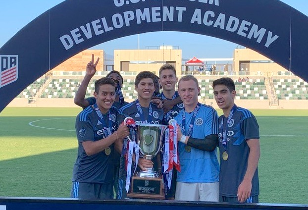Two WHS Grads Crowned US Soccer Development Academy National Champs for 2nd Time