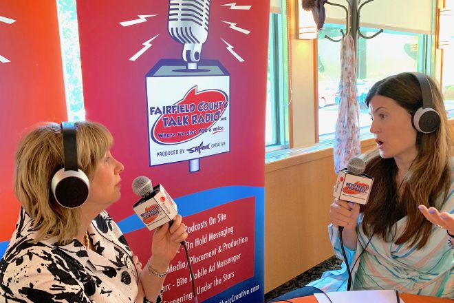 GMW Guests on Monthly Political Podcast from Wilton's Orem's Diner