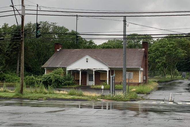 UPDATE:  Unsightly Danbury Rd. Building to be Scheduled for Demolition 'in Coming Weeks'