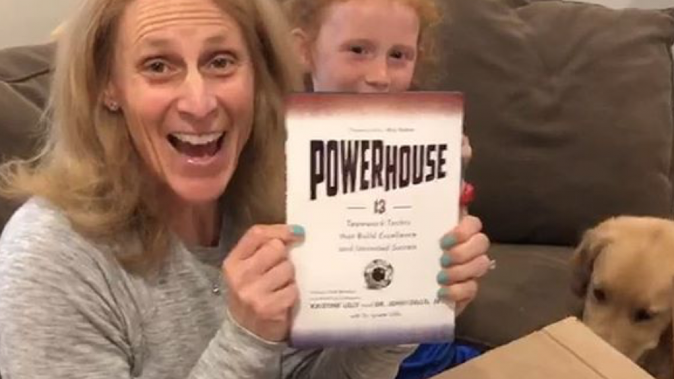 WIN a Ticket to Kristine Lilly's SOLD OUT Author Visit to Wilton Library
