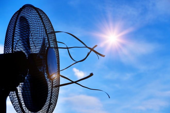 Hot Weather Prompts Wilton to Open Cooling Center