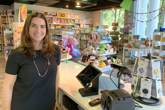 Toy Story 2:  Wilton Gets a New Toy Store!