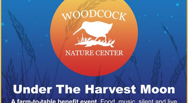 Woodcock Nature Center – Under the Harvest Moon Benefit Event