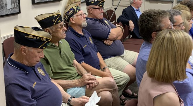 Town Officials Approve Tax Relief for Gold Star Families–But Want to Do More