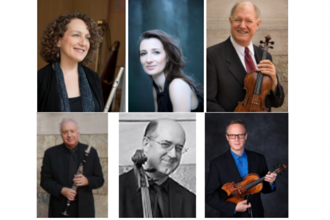 Connecticut's Own Concert Series Opens in September at Wilton Library