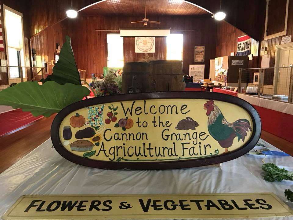 Sunday's Cannon Grange Fair Promises Farm, Fun and a Friend Remembered
