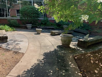 Cider Mill new courtyard 2 1