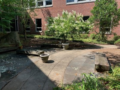 Cider Mill new courtyard 3 1