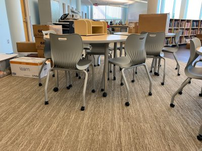 Cider Mill new LLC flexible seating 1