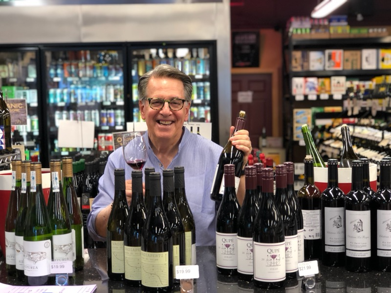 "Love of Wine Overflows for Wilton's Michael ""Dr. C"" Crystal"