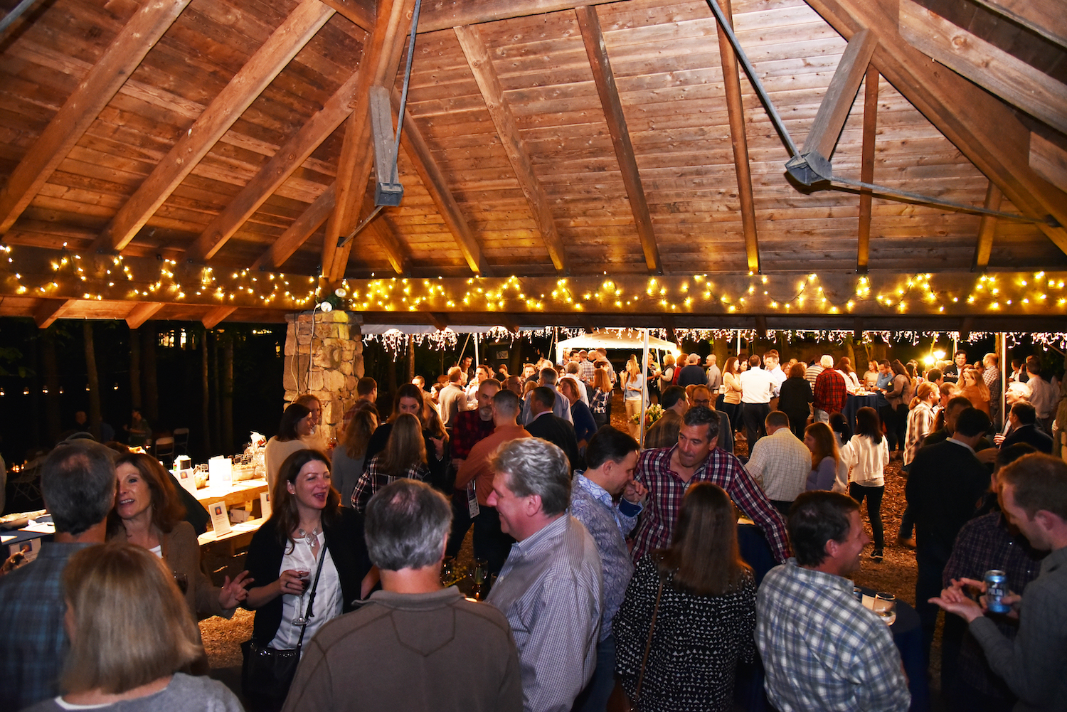 Woodcock Nature Center Plans for Another Sold-Out Under the Harvest Moon Benefit Event