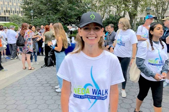 Letter:  Wilton Woman Organizes Fundraising Walk to Fight Against Eating Disorders