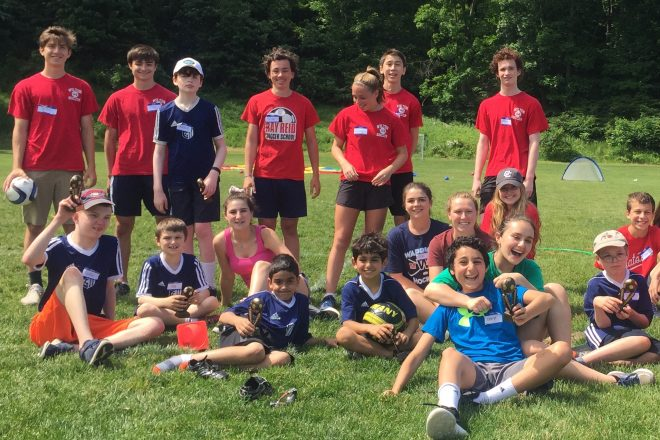 Wilton Soccer Association's TOPSoccer Makes Soccer Accessible to All