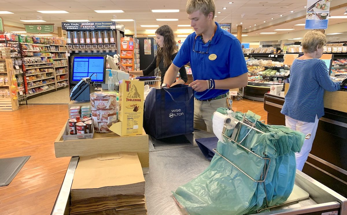 CT Tax Prompts Village Market to Say 'Good-Bye' to Plastic Bags–Plus Other Changes
