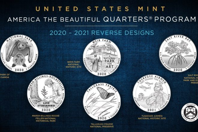 Wilton's Weir Farm is Face of New CT Quarter Coin