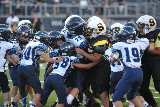 Wilton Youth Sports Roundup–Sept. 21-22, 2019: Softball, Football