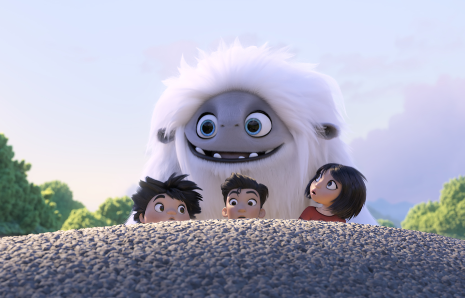"MOVIE REVIEW:  ""Abominable"" Isn't An Abomination, But It Isn't Very Good, Either  ★★"