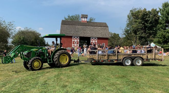 Letter:  19TH Ambler Farm Day:  A GOOD Time had by All!