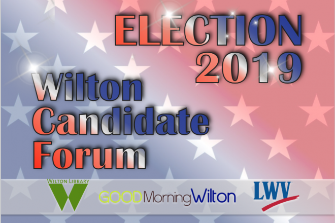 GMW, League of Women Voters & Library Team Up for Wilton Candidate Forums