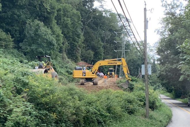 Eversource Project on Pimpewaug Rd. will Raise New, Taller Transmission Towers