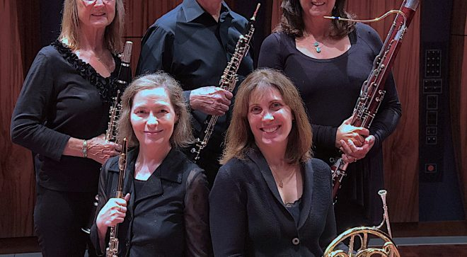 'Autumn Winds' Benefit Concert for Stay at Home in Wilton