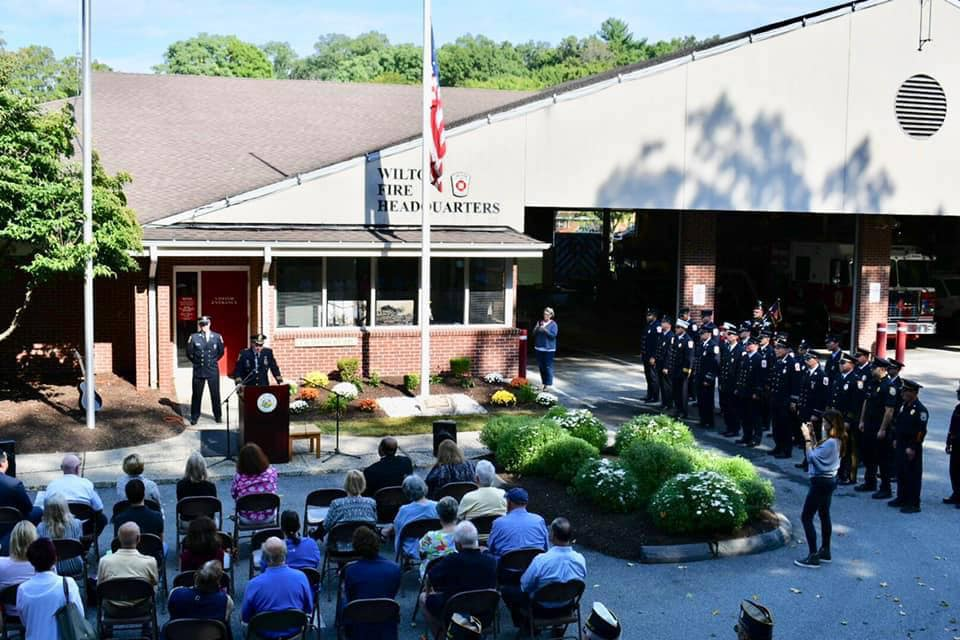 Wilton Holds Emotional 9/11 Memorial [VIDEO]