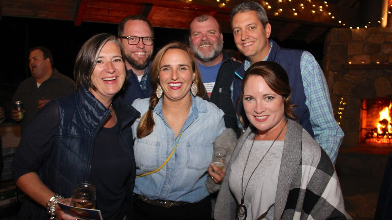 Woodcock Nature Center's Sold-Out Under the Harvest Moon Benefit Raised Over $30,000 [PHOTOS]