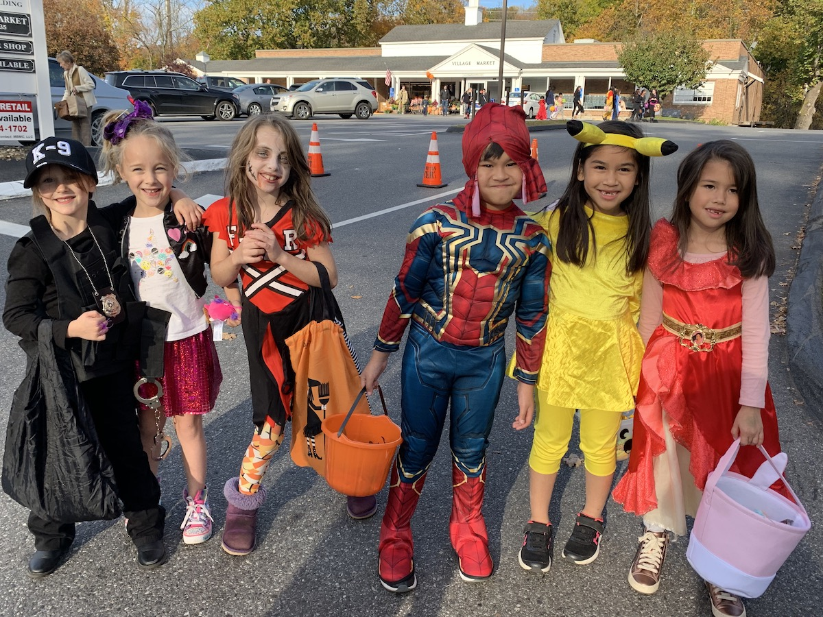 PHOTOS:  Wilton Celebrates Halloween–Images from the Pumpkin Parade